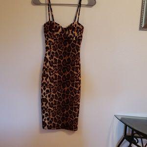 Print FashionNova Dress